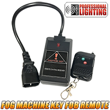 Key Fob Fog Machine Remote for FOG700 Fog Machine