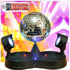Revolving Disco Ball