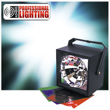 Adkins Pro Lighting Xenon Strobe with Colored Filters