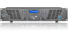 Technical Pro AX5000 2U Professional 2 Ch Amplifier