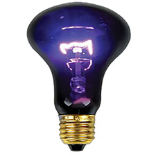 100 Watt Spotlight Black Light Bulb