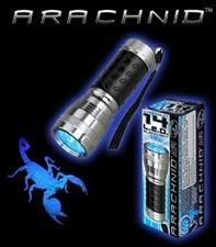Arachnid A14 - Ultra Violet 14 LED Scorpion Class Blacklight Flashlight