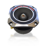 "Technical Pro 3-1/8"" Super Titanium Bullet Tweeter"