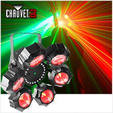 Chauvet DJ Beamer 6 FX