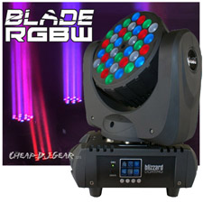 Blizzard Lighting Blade RGBW