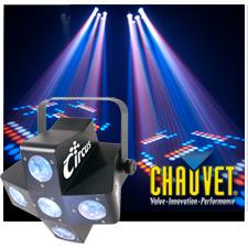 Chauvet Circus LED