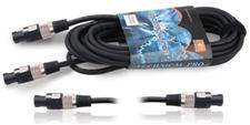 100' Speaker Cable with Speakon to Speakon plugs