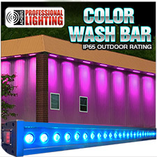 12 price sale on outdoor led lighting led dj lights and led dj color wash bar rgb tri color 24x3w led up light ip65 outdoor rating aloadofball Image collections