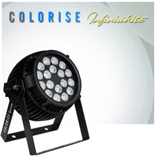 Blizzard Lighting Colorise Infiniwhite (Black)