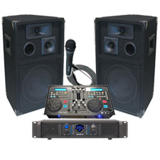 Complete DJ System - Entry Level! 12