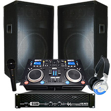 4200 Watts - Mobile DJ System - 15
