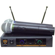 Dual Channel Wireless Mic - Nady DKW-DUO