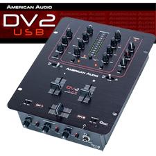 DV2USB DJ Mixer
