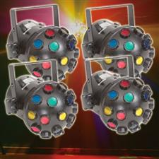 Starburst DJ Lighting System