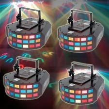 Tetra System DJ Lighting