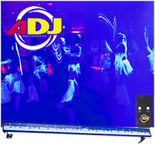 American DJ Eco UV Bar Plus IR