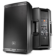 "JBL EON612 12"" Two-Way Multipurpose Self-Powered Sound Reinforcement"