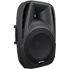 "Gemini ES-15P 15"" ABS Powered Loudspeaker"