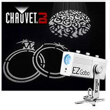 Chauvet DJ EZGobo Battery-Powered LED