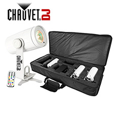 Chauvet DJ EZwash Hex Pack