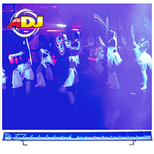 American DJ Eco UV Bar DMX