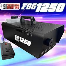 1250 Watt Fog Machine - W/Remote