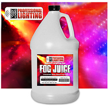 Adkins Pro Lighting Fog Juice