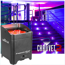 Chauvet DJ Freedom Par Hex 4