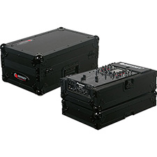 "Odyssey UNIVERSAL BLACK LABEL 10"" DJ MIXER CASE"