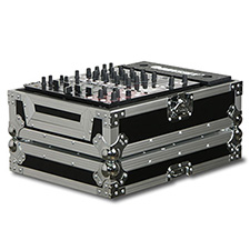 "Odyssey SINGLE DJ MIXER CASE: HOLDS MOST 12"" DJ MIXERS"