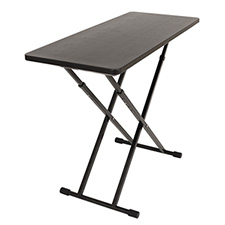 Fast Set DJ Utility Table