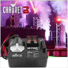 Chauvet DJ Geyser P4