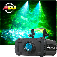 American DJ H20 IR LED Lighting Effect