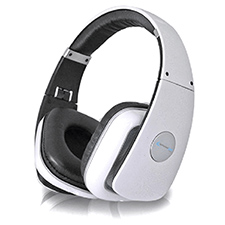 Technical Pro SuperBass Professional Headphones - White