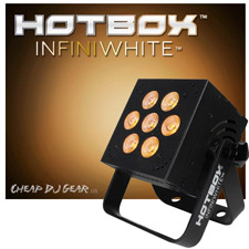 Blizzard Lighting HotBox Infiniwhite