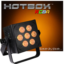 Blizzard Lighting HotBox RGBA