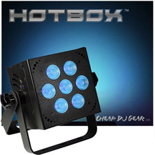 Blizzard Lighting HotBox RGBW