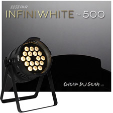 Blizzard Lighting HushPar InfiniWhite 500