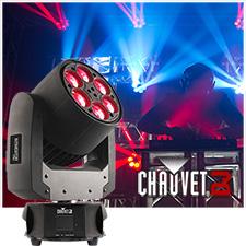 Chauvet DJ Intimidator Trio