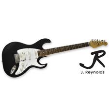 J. Reynolds Electric Guitar - Black
