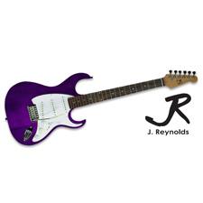 J. Reynolds Electric Guitar - Transparent Purple