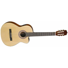 J. Reynolds Classical Acoustic-Electric Guitar