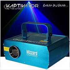 Blizzard Lighting Kaptivator