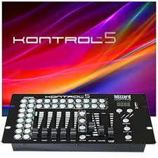 Blizzard Lighting Kontrol 5