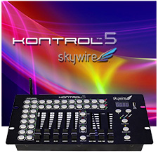 Blizzard Lighting Kontrol 5 Skywire