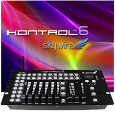 Blizzard Lighting Kontrol 6 Skywire