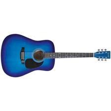 Lauren LA125 Dreadnought Acoustic Guitar