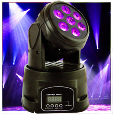 LE710 Moving Head LED Light