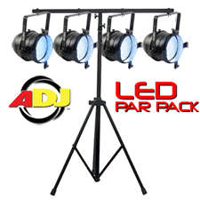 LED Par 64 Can Package