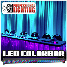 Adkins Pro Lighting LED ColorBar